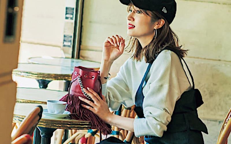 【今日の服装】カジュアルを女っぽく見せるワンアイテムとは?【アラサー女子】