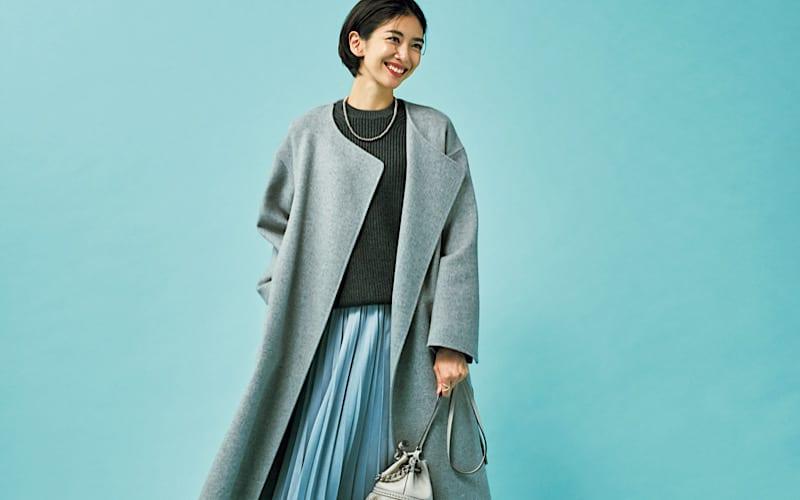 【今日の服装】流行の「ワントーンコーデ」、冬の正解は?【アラサー女子】