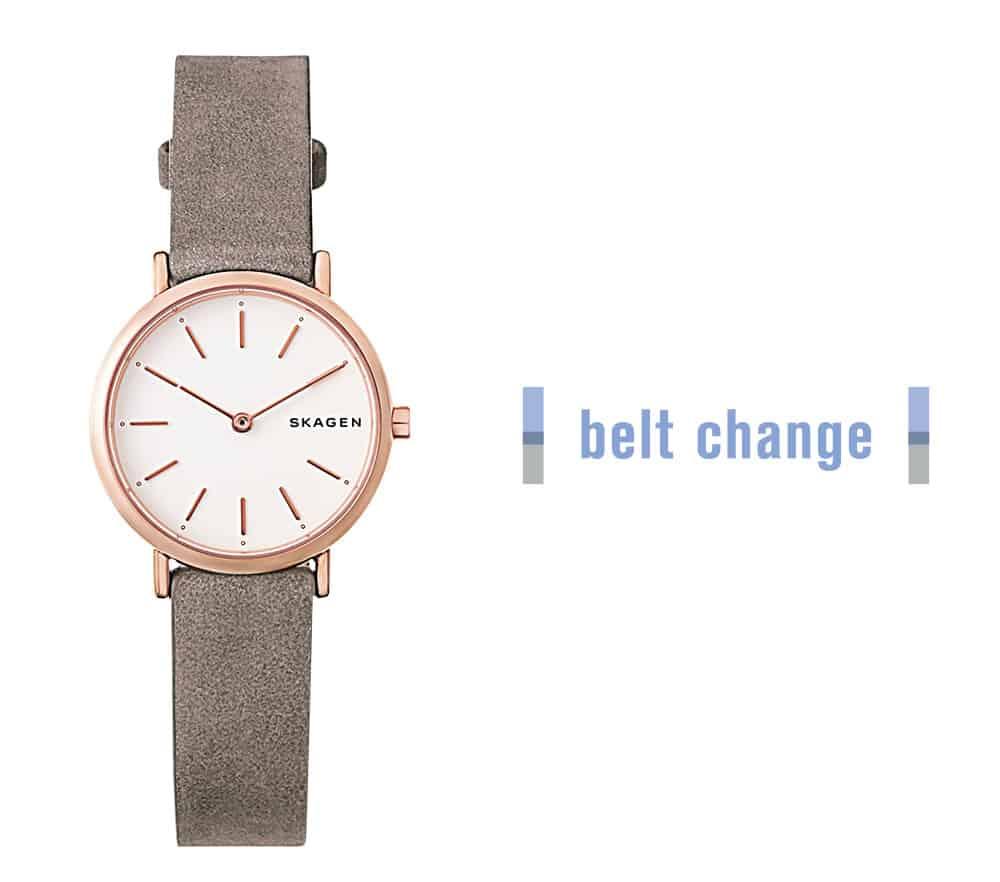 belt change