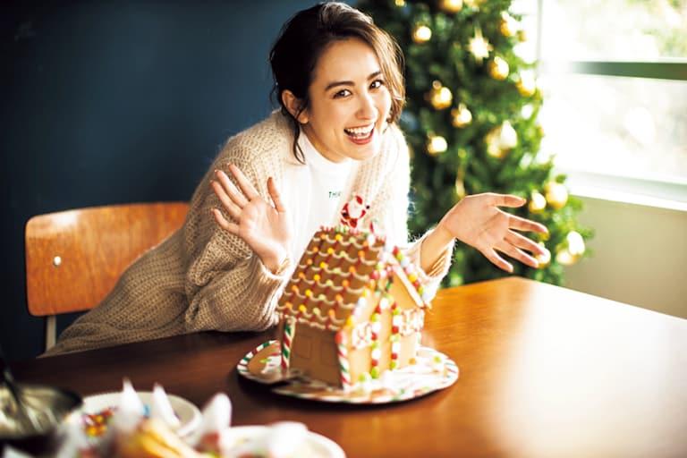 食べられないケーキ!飾りつけを