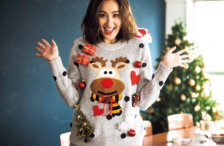 超ダサいセーターも!?「クリスマス」を10倍楽しむための3つのキーワード【12月24日まであと1カ月】