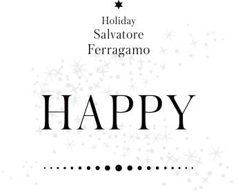 Holiday Ferragamo Salvatore HAPPY