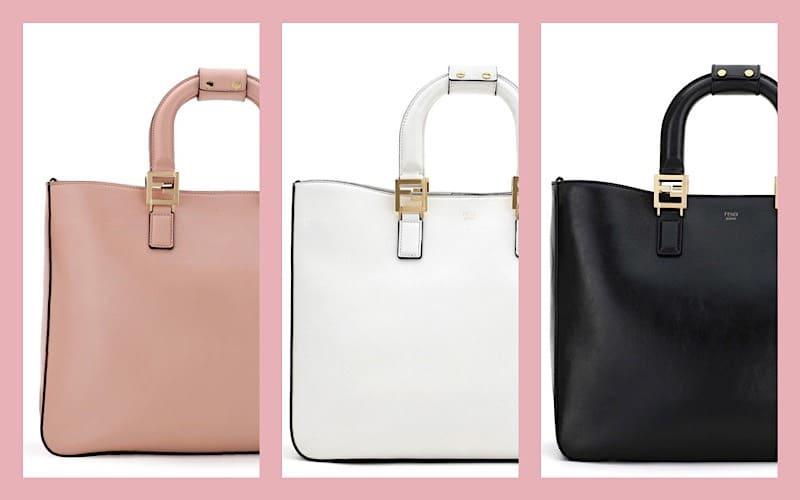 フェンディの新作「FFトート」は、アラサー女子がオンオフで使える才色兼備バッグ!