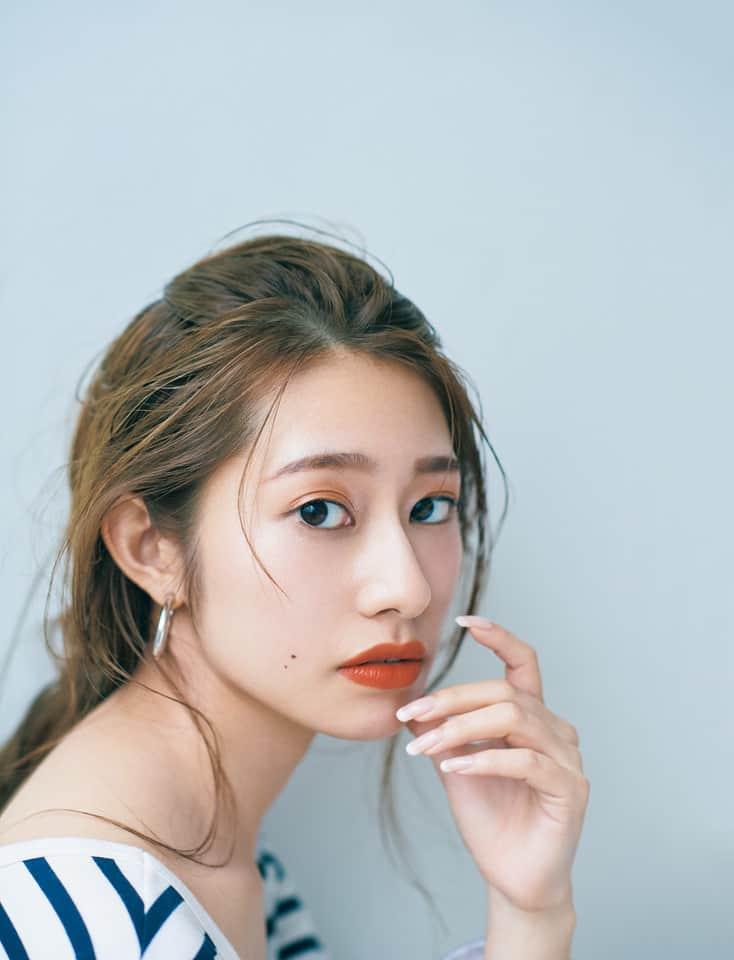 美人ムードを纏える、アラサー的「髪×リップ」バランス学③【ヘルシー編】