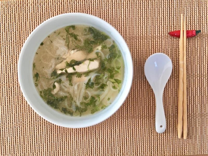 冷凍食品とは思えない! 優しいお味で温まる「フォー」2