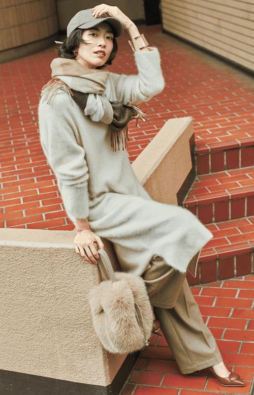 大人可愛い「モテベージュ」コーデ9選|メンズウケもばっちりなアラサー女子のファッションコーディネート術