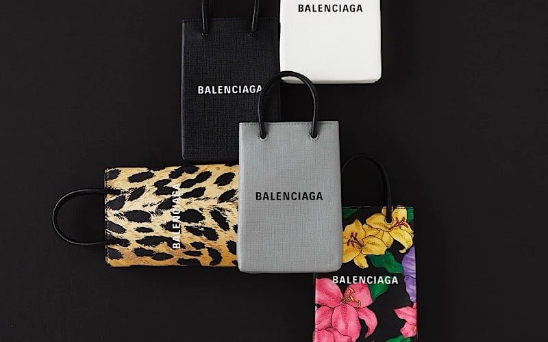 【9万円台】大人気「バレンシアガ」の新作ミニショルダーバッグが可愛い!【令和元年最後のご褒美買い⑥】