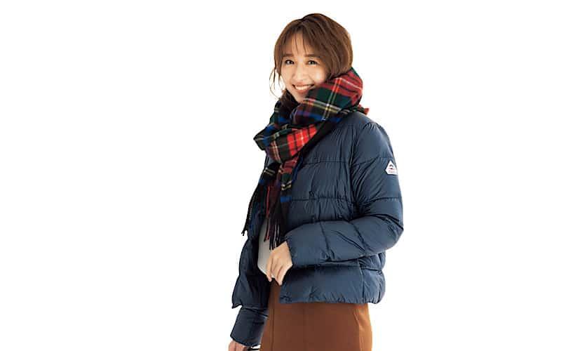 【今日の服装】モテる「ショートダウンジャケットコーデ」の作り方は?【アラサー女子】