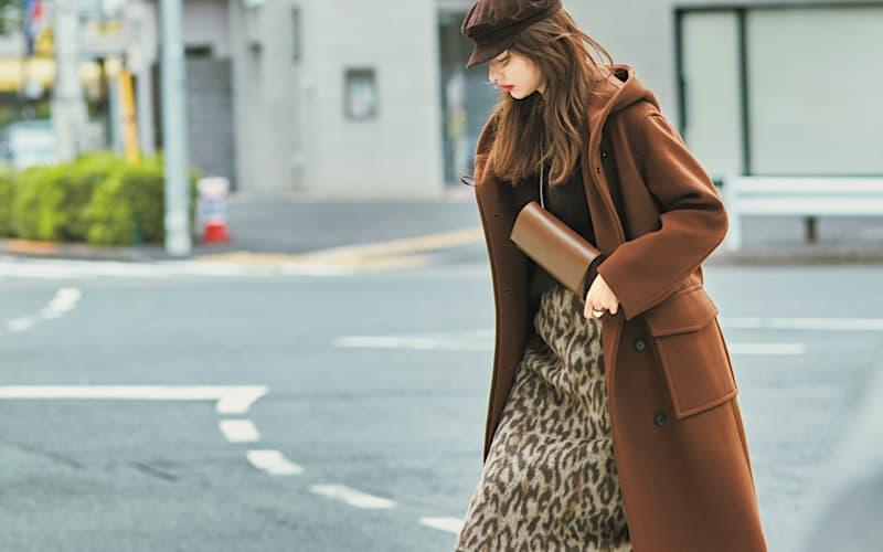 【今日の服装】冬のワントーンコーデ、簡単にオシャレに見せるなら?【アラサー女子】