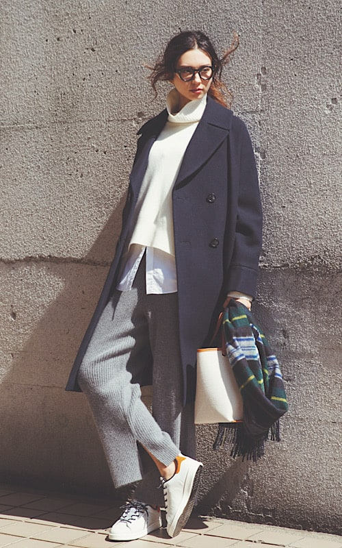 【今日の服装】冬の大人カジュアルコーデで差をつけるなら?【アラサー女子】