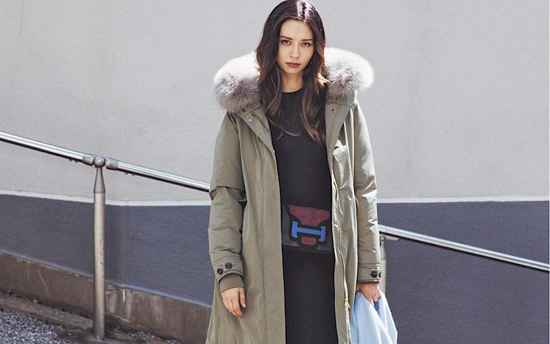 【今日の服装】上品な印象を与えるダウンジャケットコーデのポイントは?【アラサー女子】