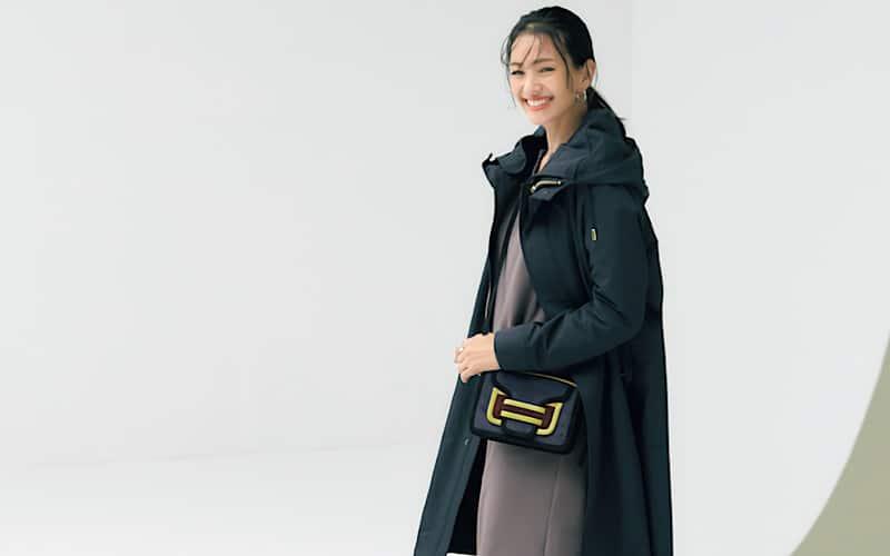 【今日の服装】冬のワンピコーデ、より今っぽく着こなすには?【アラサー女子】