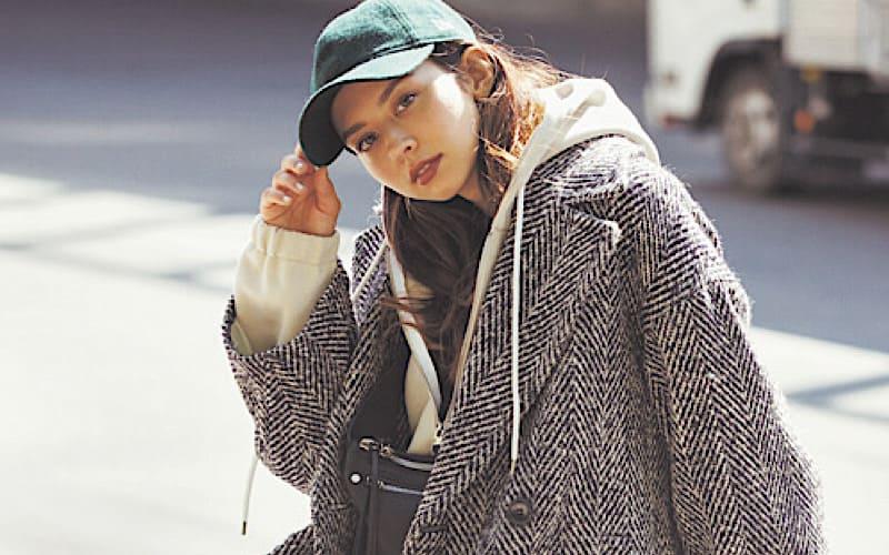 【今日の服装】フーディを使った最新版・冬カジュアルコーデって?【アラサー女子】
