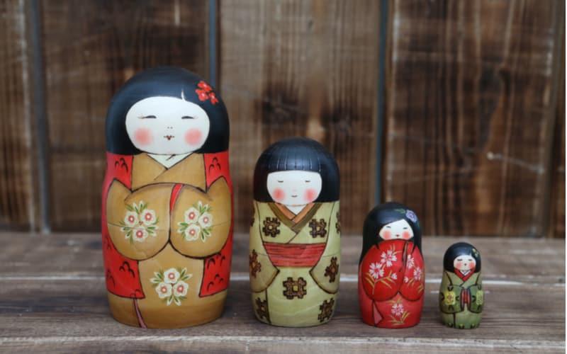 「小芥子」とは、江戸時代の後期