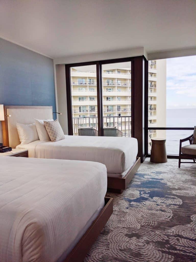 客室は、8階~23階(最上階)