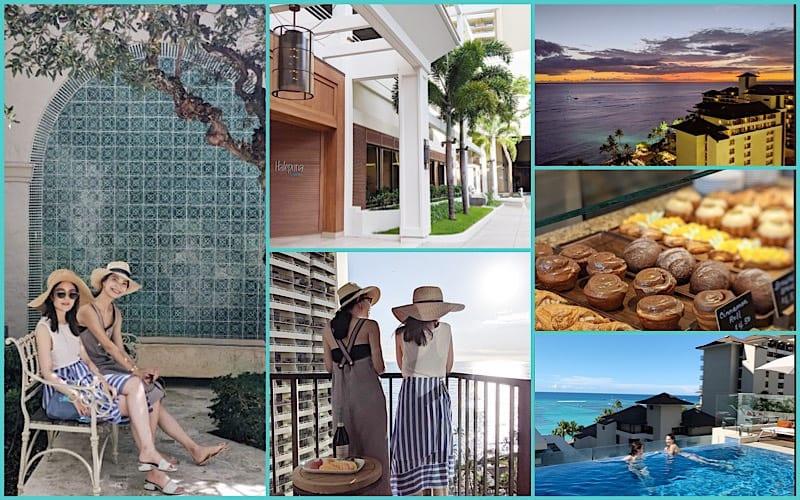 【ハワイ最新ガイド2020】「ハレクラニ」の姉妹ホテル、「ハレプナ」を徹底リポート!【女子旅に超オススメ】