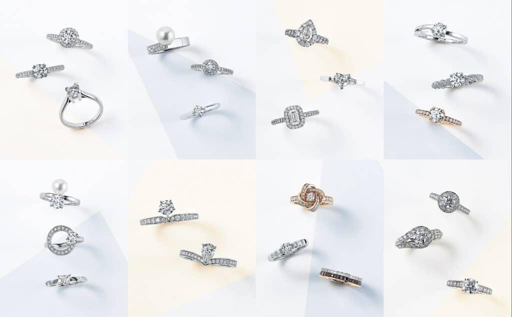 アラサー女子憧れジュエラーのリング図鑑「人気ブランド編」|2020年最新・婚約指輪選び