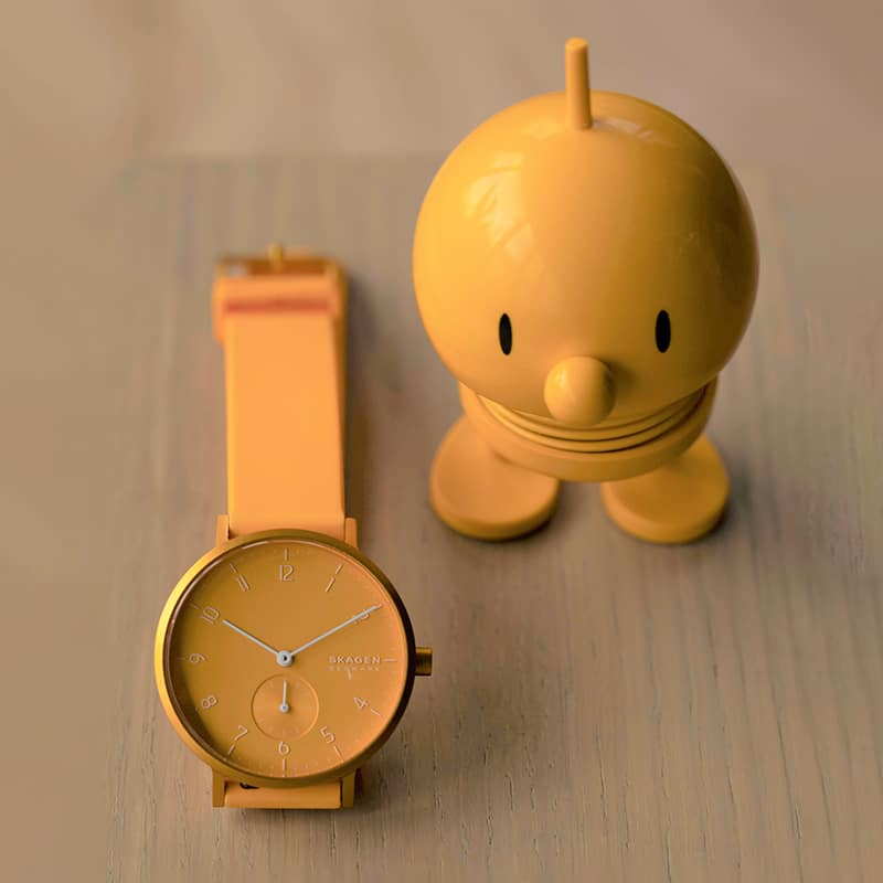 watch (1個) + Yellow Bumble (1個)<br />