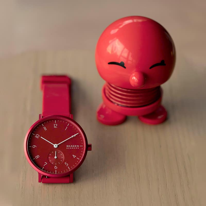 watch (1個) + Red Bimble (1個)