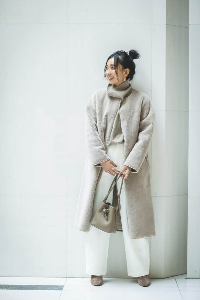 コートや重ね着が必要な「冬のお