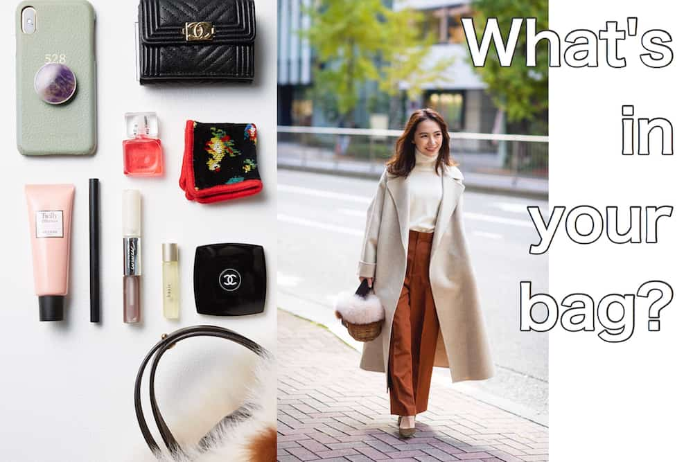 オシャレなOLの「バッグの中身」を緊急チェック④【女子力アップの必需品は?】