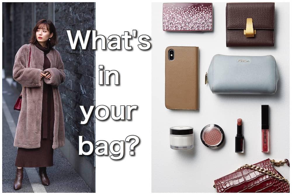 オシャレなOLの「バッグの中身」を緊急チェック⑤【人気インフルエンサーの必需品は?】