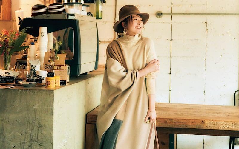 【今日の服装】絶対モテる、無敵の配色コーデ知ってる?【アラサー女子】