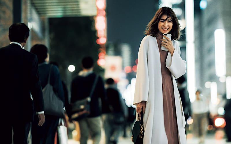 【今日の服装】モテコーデに欠かせない、主役級アイテムは...?【アラサー女子】