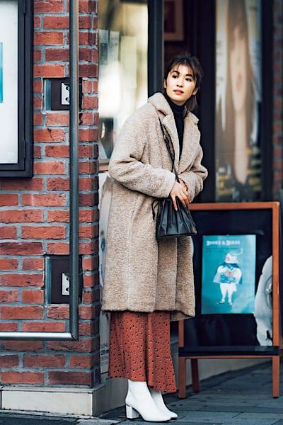 【今日の服装】スタイルアップできる、太見えアイテムの着こなし方は?【アラサー女子】