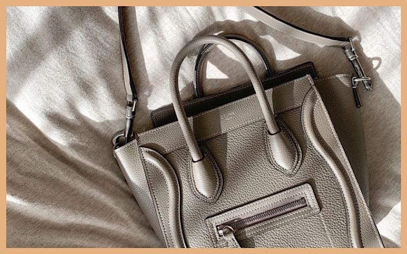 【156cm女子】に似合うSサイズバッグ