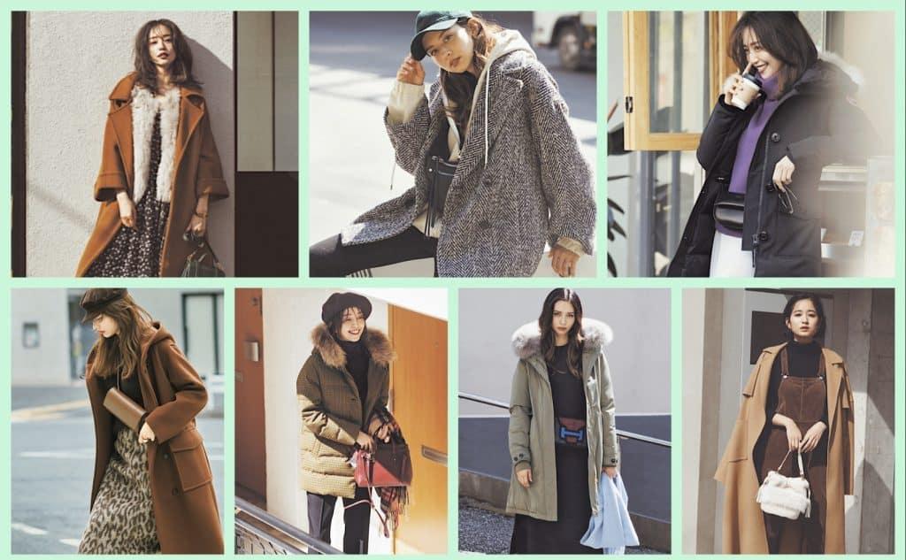 【今週の服装】冬ダウンに冬コートの着こなし!アラサー向けコーデ7選