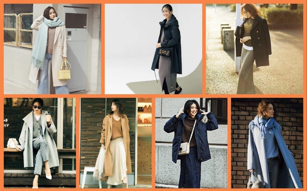 【今週の服装】冬の着こなしのマンネリ対策に!アラサー向けコーデ7選