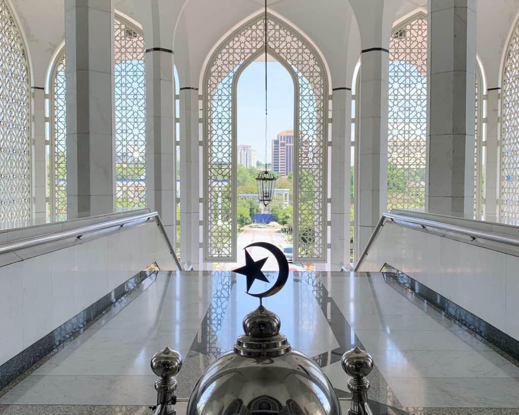 Putra Mosque 住所