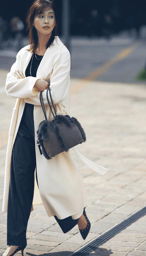 冬の通勤服コーデ9選|アラサー女子は…ヒールでスタイルアップ&美人見え!