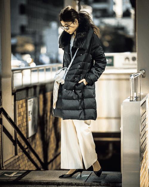 冬のオシャレ通勤服コーデ9選【外回りOL必見】防寒対策もバッチリなおすすめスタイルは?
