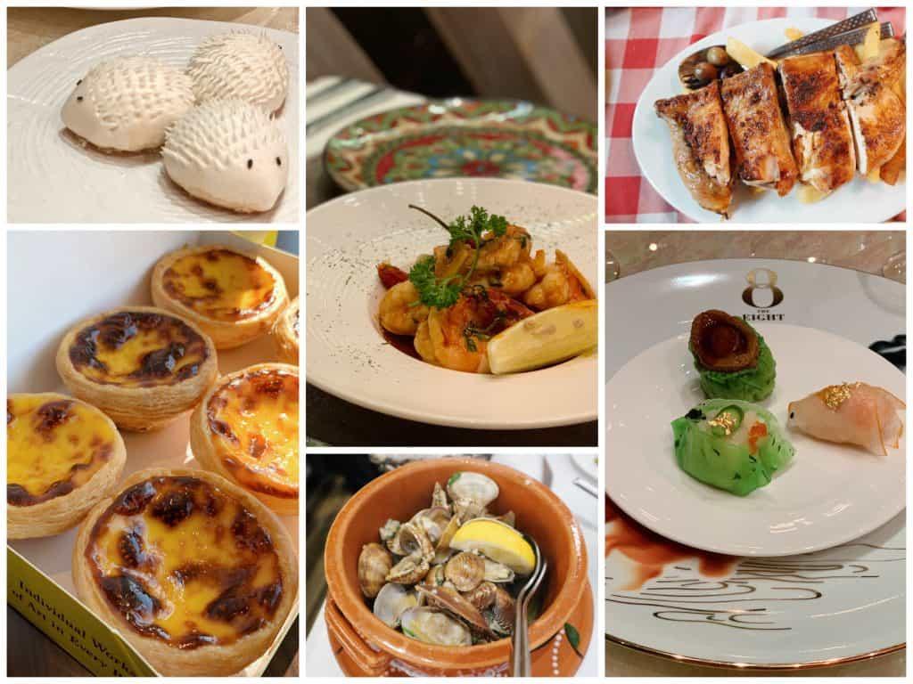 世界遺産と美食の街「マカオ」で必ず訪れたいグルメスポット5選【中華からポルトガル料理まで!】