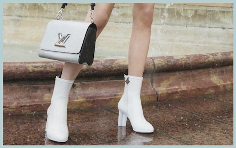 【本日発売】雨の日以外も履きたい!ヴィトンの最新レインブーツがオシャレすぎる