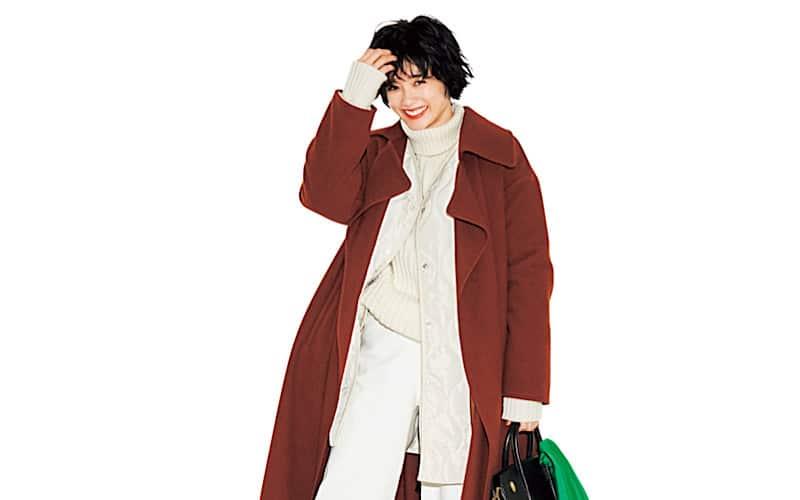 【今日の服装】防寒とオシャレを兼ねる冬コーデのコツは?【アラサー女子】
