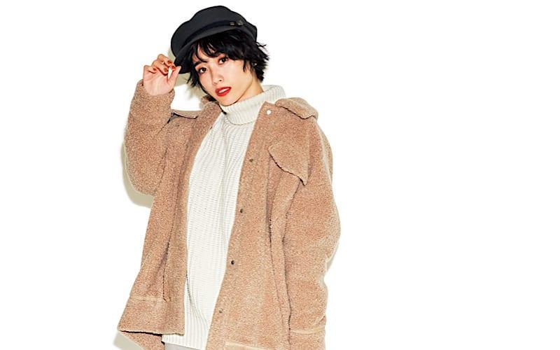 【今日の服装】冬服のマンネリを解消するコーデテクって?【アラサー女子】