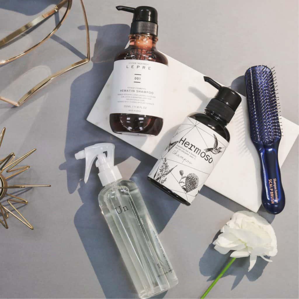 「髪のボリュームアップ」に有効なシャンプーBEST3&ブラシ