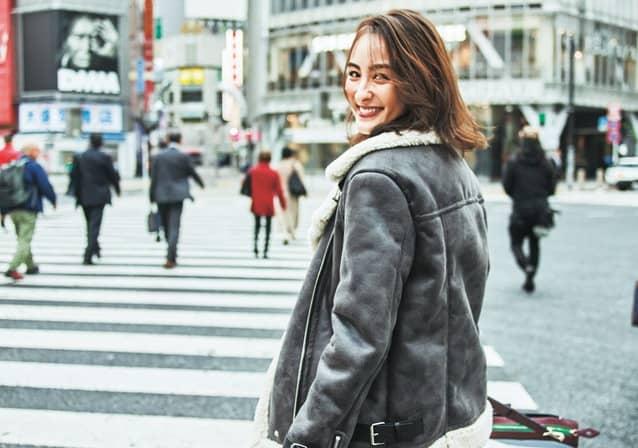 大人気表紙モデル・オードリー亜谷香30歳!新しい私始めます!