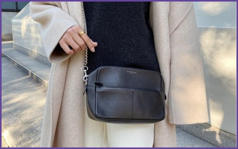 過去最高「使えるバッグ」は、ベーシックなJ&M Davidson