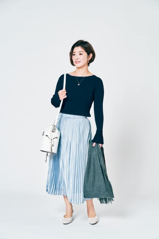 身長別に似合う「スカート」BEST3【150㎝さんの場合】