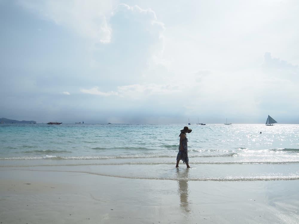 世界屈指のビーチリゾートとして