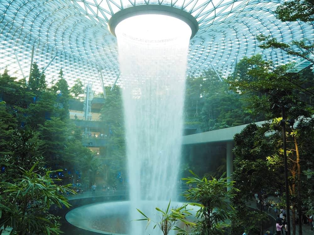 シンガポールのチャンギ空港は、
