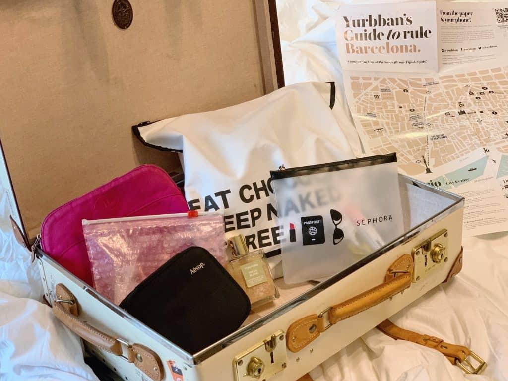 旅慣れ女子は身軽に旅する!機内持ち込み手荷物だけで旅行する方法【出張やLCC利用の旅にも!】