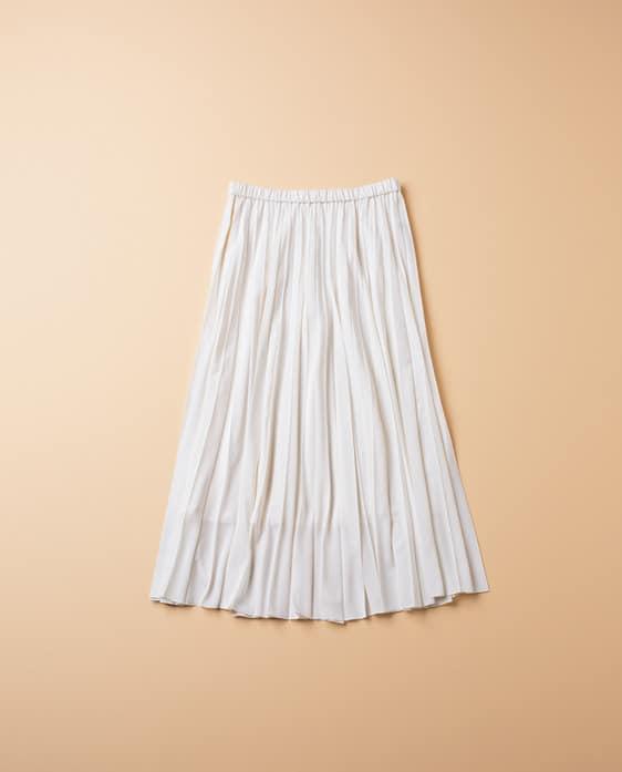 2020年版「スカート」の最高にオシャレな履き方【プリーツスカート編】