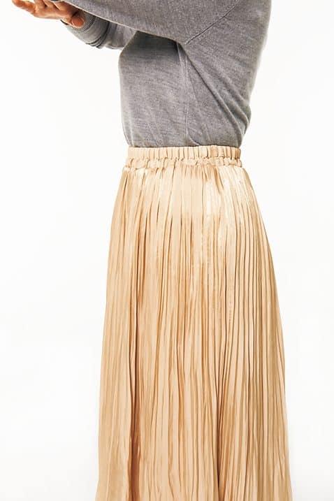 オシャレなスカートを買っても、