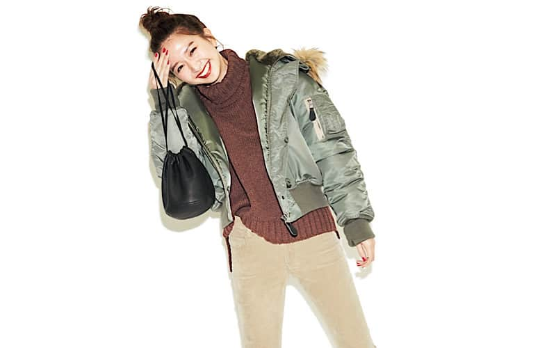 【今日の服装】スタイルアップできる、冬コーデの正解は?【アラサー女子】