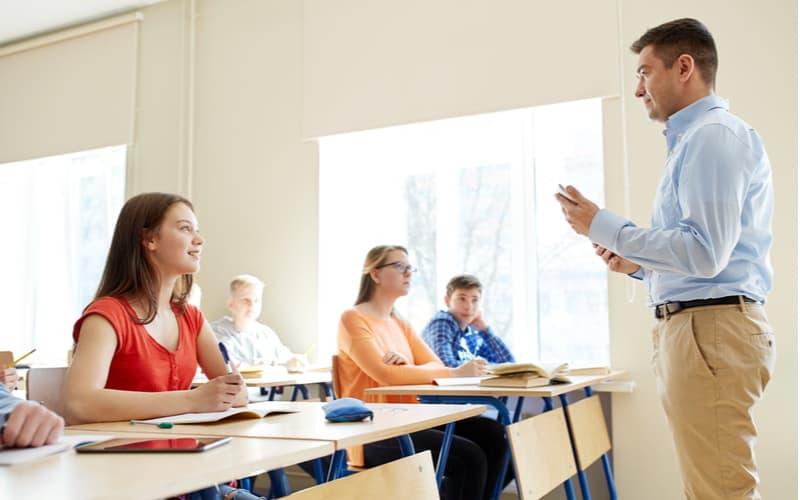 学生時代の恩師